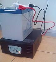 Система аварийного электроснабжения 1000VA (600Вт), фото 1