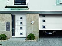 Ворота гаражные секционные с электроприводом Hörmann (Германия)