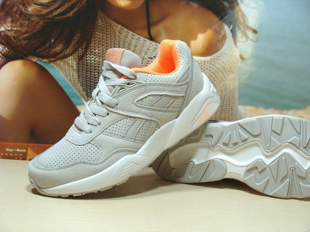 Женские кроссовки BaaS Trinomic бежевые 37 р., фото 1
