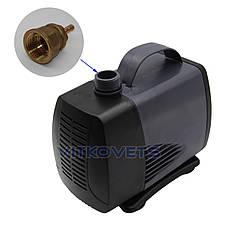 Погружной водяной насос DK-5000, 105W 220AC для охлаждения шпинделя, фото 2