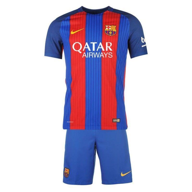 Детская футбольная форма Барселона домашняя (2016-2017), Nike, Клуб, Детская d929a167438