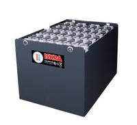 """Свинцово-кислотные тяговые аккумуляторы панцирного исполнения типов """"PzS"""" и """"PzSL"""" и батареи для погрузчиков ("""