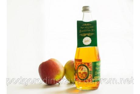 Уксус яблочный, 300мл. Джонатан