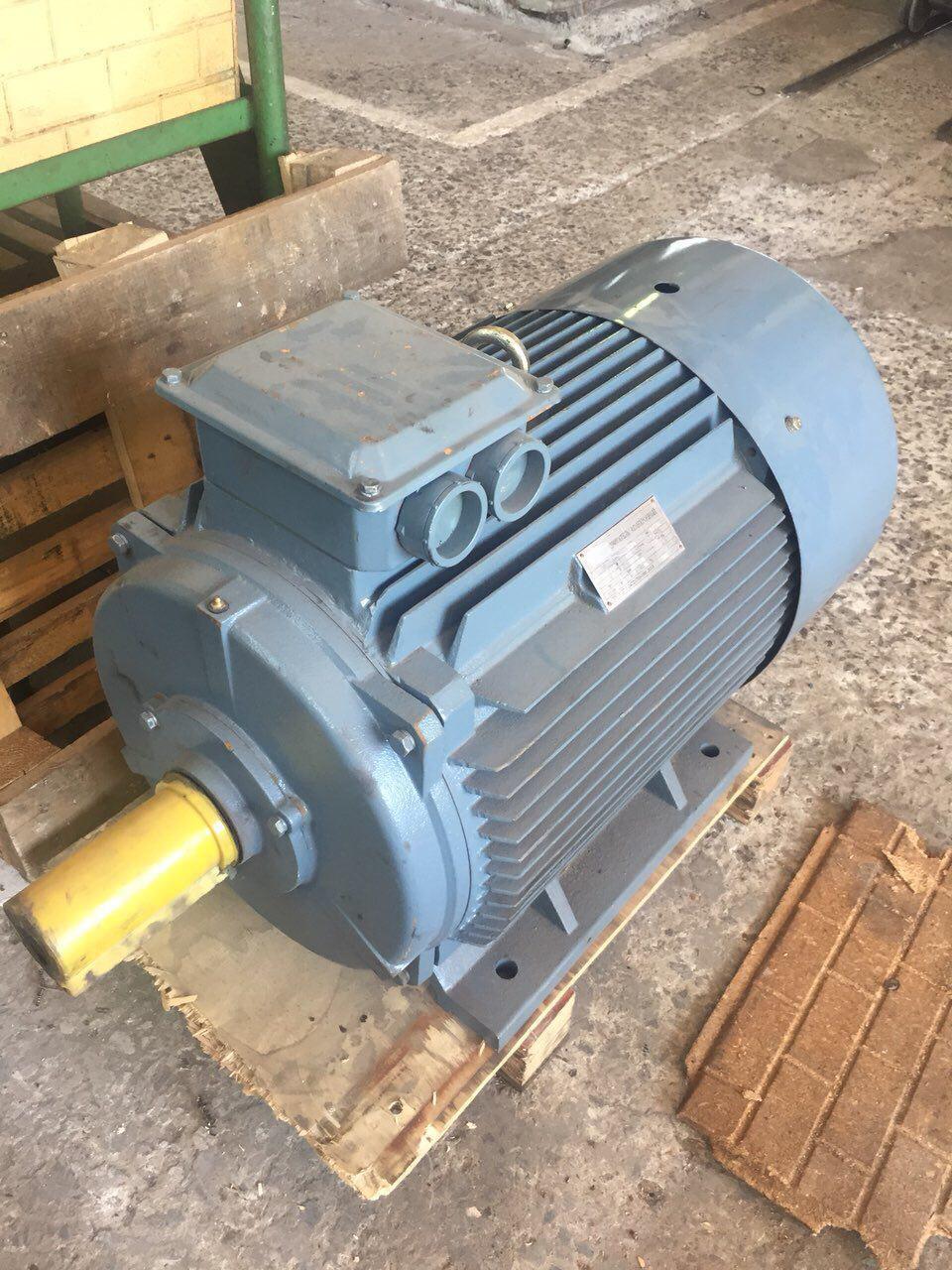 Электродвигатель АИР180S2 22 кВт 3000 об/мин