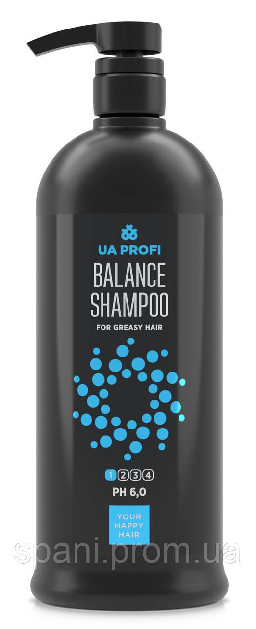 UA Profi Шампунь для жирных волос, 1000 мл.