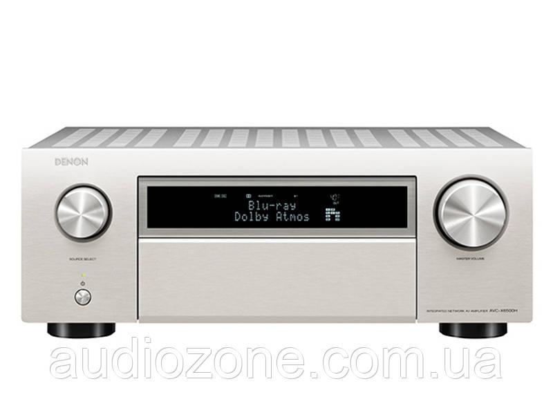 AV Ресивер Denon AVC-X6500H