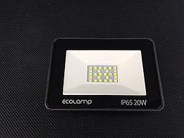 Светодиодный Прожектор 20Вт IP65