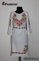 Жіноча вишиванка сукня Неперевершена Лілея