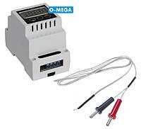 Терморегулятор цифровой термопарный PLAST (+4°C...+1350°C) с термопарой TP-01 K-типа 1 метр (-50...+400°C), фото 1