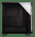 "Корпус Corsair Crystal 460X Black (CC-9011099-WW) ATX/mATX/mITX ""Over-Stock"" Б/У, фото 2"