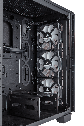 "Корпус Corsair Crystal 460X Black (CC-9011099-WW) ATX/mATX/mITX ""Over-Stock"" Б/У, фото 4"