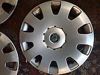 Колпак колесный R15 SKODA OCTAVIA 1U0601147G, фото 1