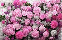 """Вафельная картинка """"Цветы 8"""""""