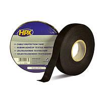 Самоклеющаяся текстильная лента HPX для жгутирования и защиты кабелей (анти-скрип)