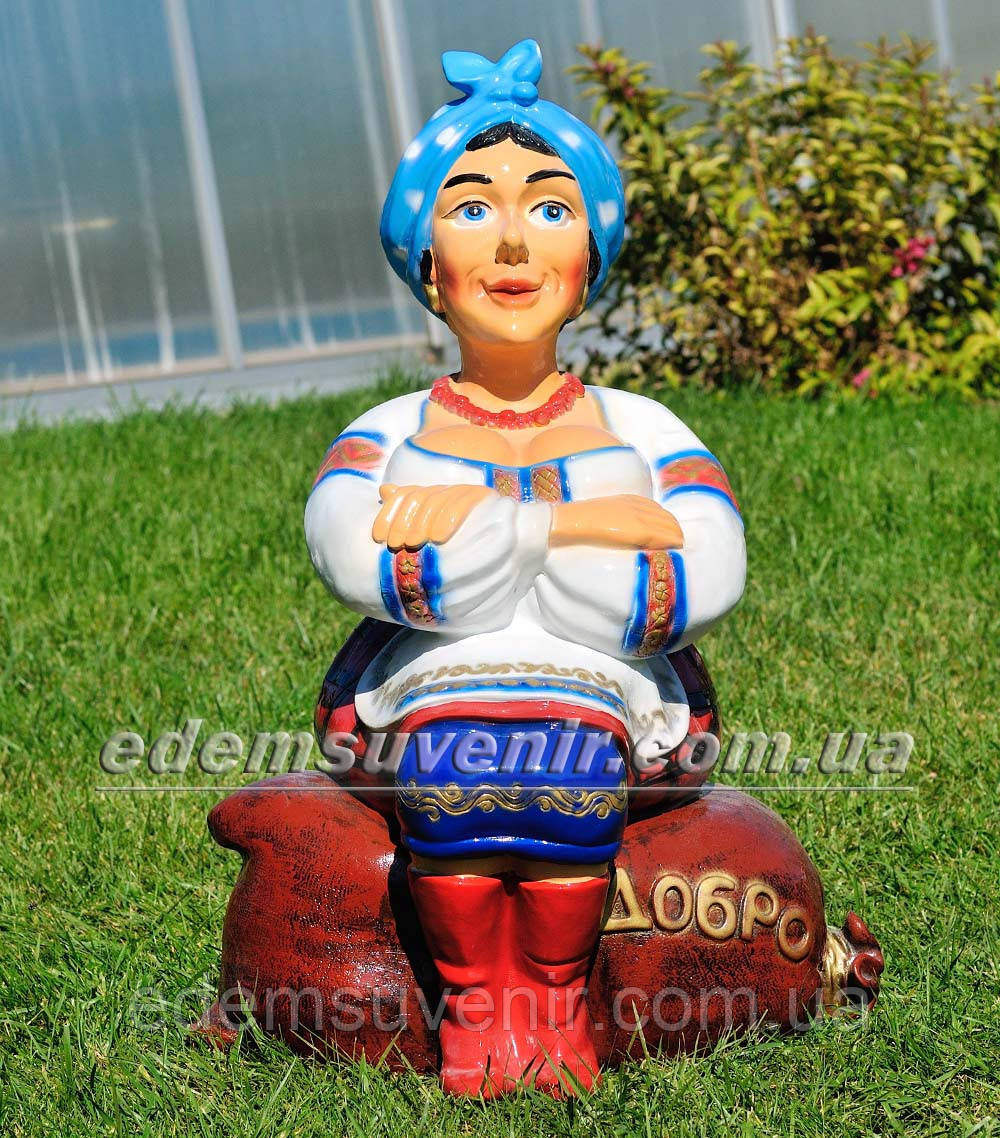 Садовая фигура Хозяйка
