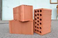 Кирпич двойной, керамический блок 2нф