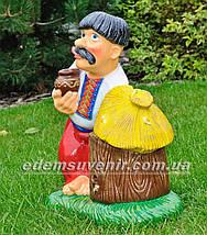 Садовая фигура Пасечник, фото 2