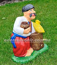 Садовая фигура Пасечник, фото 3
