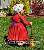 Садовая фигура Солоха, фото 3