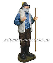 Садовая фигура Пастух, фото 2