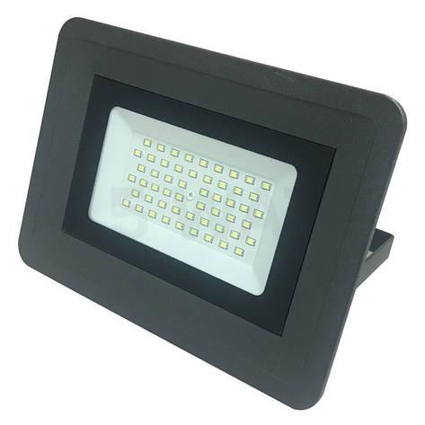 Светодиодный прожектор S4 SMD 50W Slim, фото 2