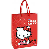 Пакет подарочный Kite Hello Kitty HK14-265K 24х18х7 см картон