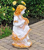 Садовая фигура Маринка, фото 2