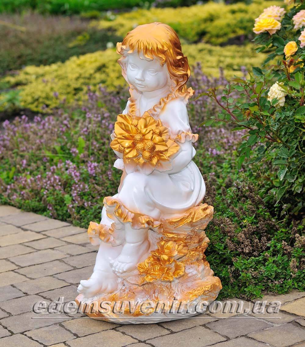 Садовая фигура Маринка