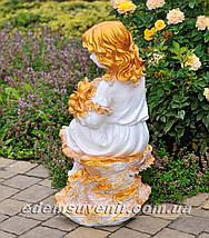 Садовая фигура Маринка, фото 3