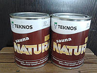 Пропитка для сауны Teknos 0.9л
