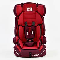 Автокресло универсальное Joy 9-36 кг Красный (GBE -00008)