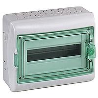 Щит для модульных устройств Kaedra, IP65, 18 мод 13982