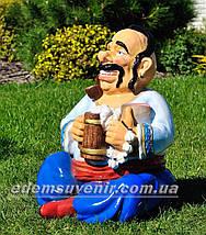 Садовая фигура Хозяин, фото 2