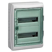 Щит для модульних пристроїв Kaedra, IP65, 24 мод 13983