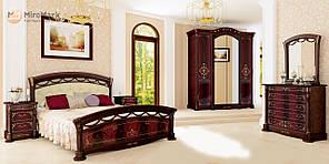 """Спальня """"Роселла"""" від Миро-Марк (перо рубіно)."""