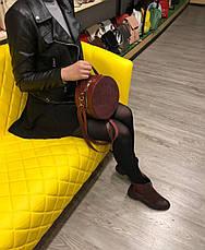 Круглый женский клатч TopS, разных расцветок Код ск-01, фото 3