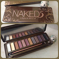 Тени для век Urban Decay Naked 5 12 цветов., фото 1