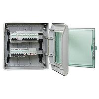 Щит для модульних пристроїв Kaedra, IP65, 36 мод 13984