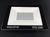 Светодиодный Прожектор 50Вт 3600Lm, IP65 , фото 1