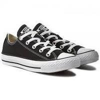 Оригинальные кроссовки converse ALL STAR OX BLACK (M9166C) - Размер 36,5