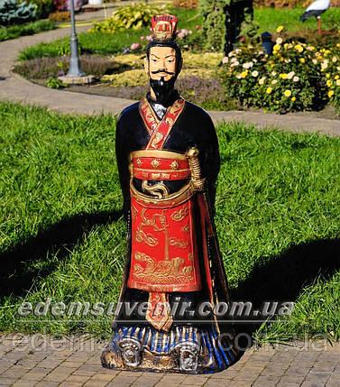 Садовая фигура Самурай, фото 2