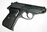 Стартовый пистолет Шмайсер ПСШ-790 черный, бу, фото 2