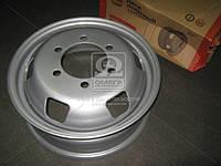Диск колесный стальной 16Н2х5,5 ГАЗ-3302 (квадратные отверстия) (ДК) (3302-3101015-02), фото 1