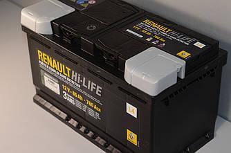 Аккумулятор L5 85AH -/+ - Renault (Оригинал) - 7711419085