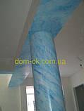 1.50.157 Полиуретановый карниз Европласт  Гибкий, фото 5
