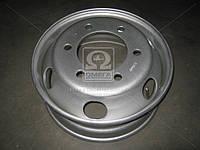 Диск колесный стальной 17,5Hх6,0 ГАЗ 33104 ВАЛДАЙ (ДК) (33104-3101015)