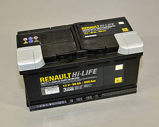Аккумулятор L5 95AH — Renault (Оригинал) - 7711423286