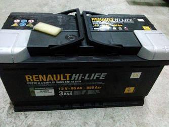 Акумулятор L5 95AH — Renault (Оригінал) - 7711419086