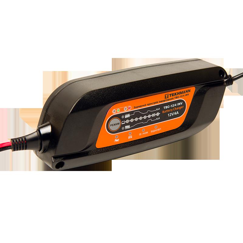 Зарядное устройство инверторного типа Tekhmann TBC-12/4 INV (844322)