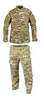 Униформа мультикам покроя ACU от Mil-tec, фото 1